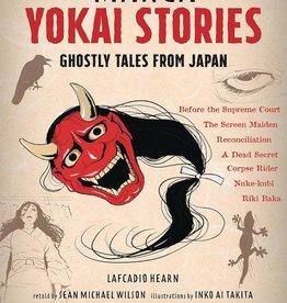 Tuttle Publishing Manga Yokai Stories GN