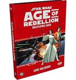 Fantasy Flight Games Star Wars Age of Rebellion: Core Rulebook