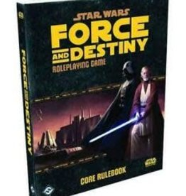 Fantasy Flight Games Star Wars Force and Destiny: Core Rulebook