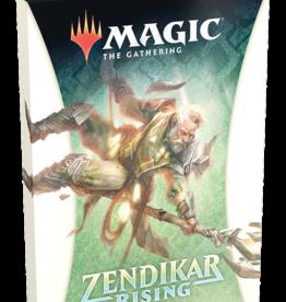 Wizards of the Coast Magic the Gathering: Zendikar Rising Theme Booster White