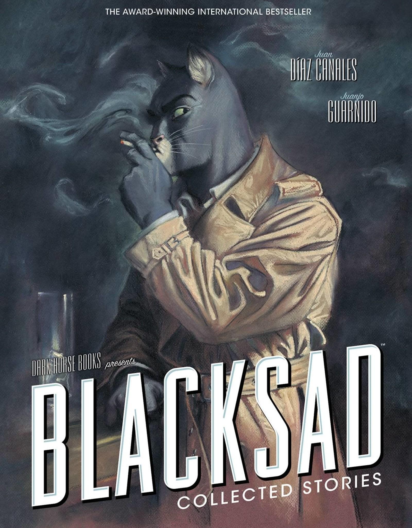 Dark Horse Comics Blacksad Collected Stories TP Vol 01