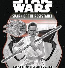Disney Lucasfilm Press Star Wars Spark of the Resistance