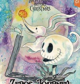 Tokyopop NIghtmare Before Christmas Zero's Journey Vol 03