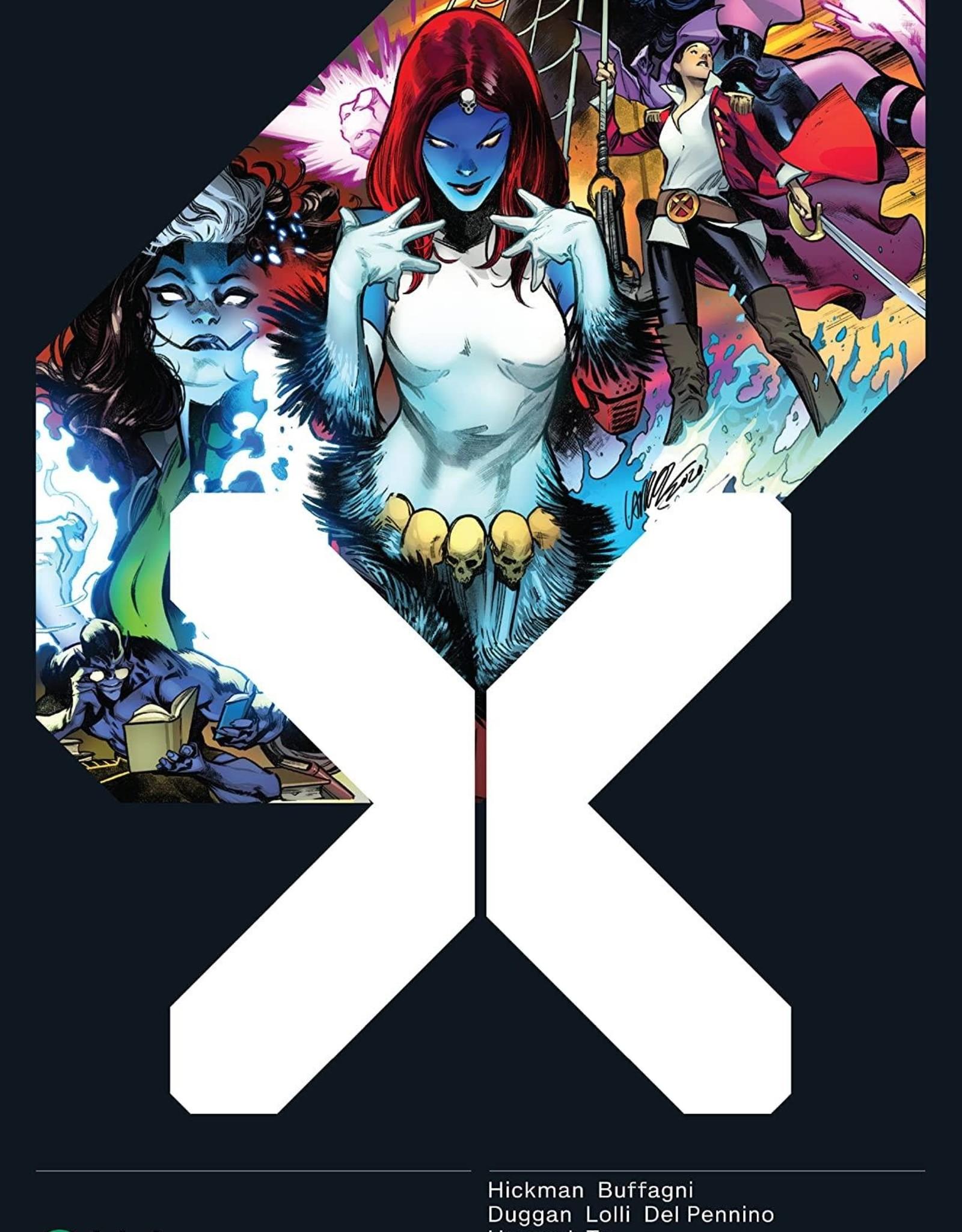Marvel Comics Dawn of X Vol 06 TP