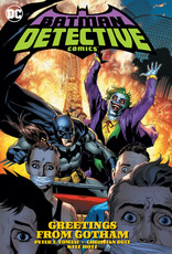 DC Comics Batman Detective Comics Vol 03 Greetings From Gotham