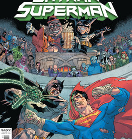 DC Comics Batman Superman Annual #1