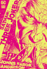DC Comics Batman Three Jokers #2 Inc 1:25 Jason Fabok Yellow Var