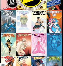 DC Comics Legion Of Super-Heroes #9 Cvr A Ryan Sook