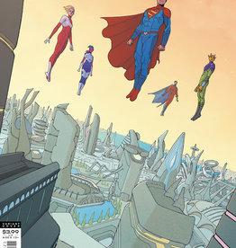 DC Comics Legion Of Super-Heroes #9 Cvr B Andre Araujo Var