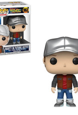 Funko POP Movies: BTTF- Marty in Future Outfit