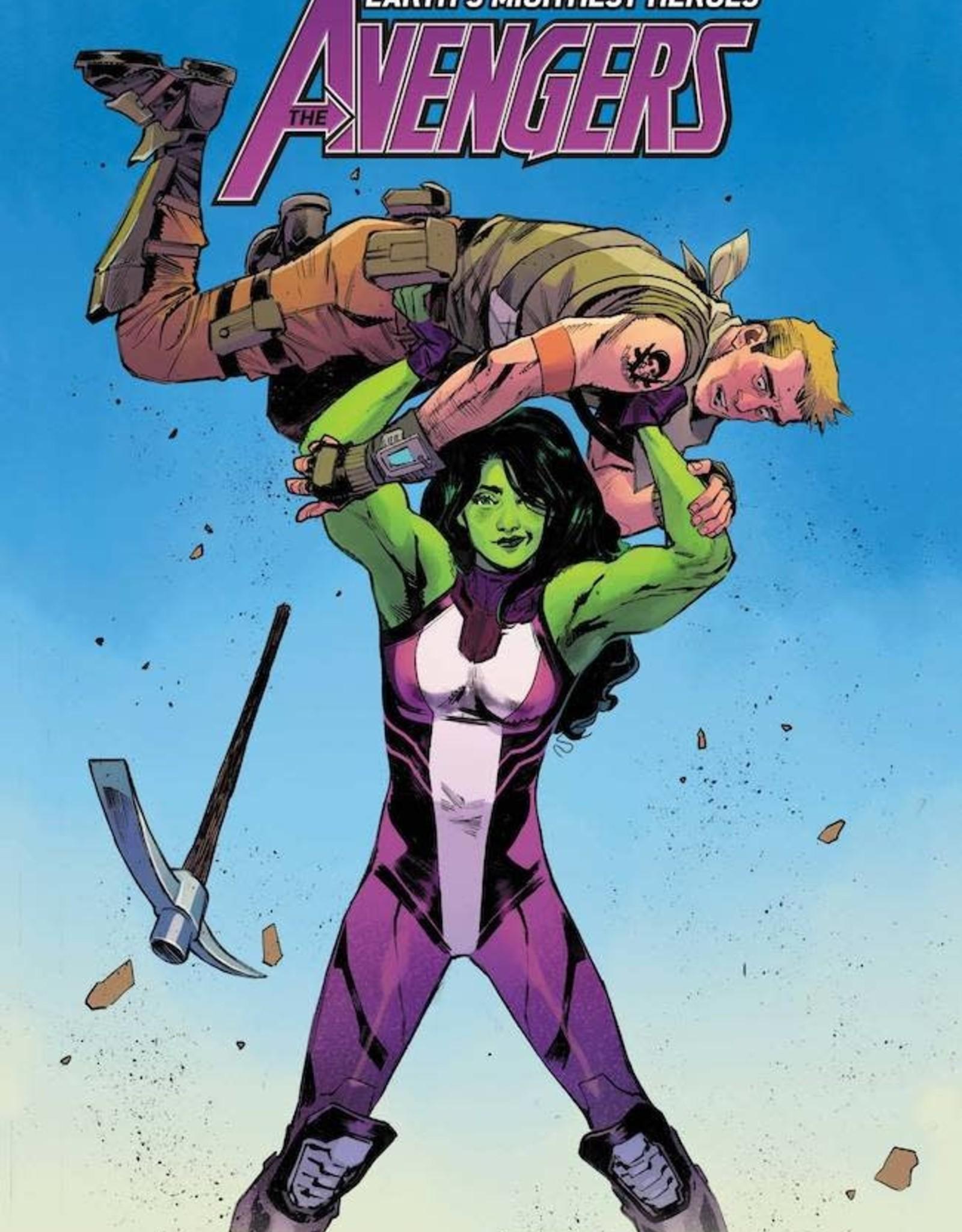 Marvel Comics Avengers #36 Pichelli Fortnite Var