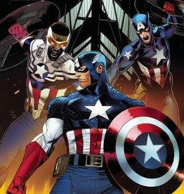 Marvel Comics Falcon & Winter Soldier #3