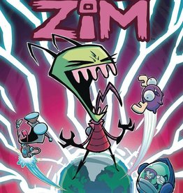 Oni Press Invader Zim Best Of World Domination TP