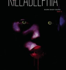 Image Comics Killadelphia #8 Cvr B Sienkiewicz