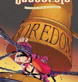Image Comics Ludocrats #5