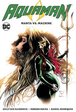 DC Comics Aquaman Vol 03: Manta Vs Machine TP