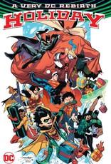DC Comics A Very DC Rebirth Holiday TP