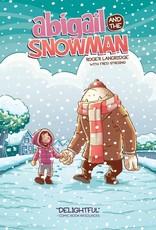 Boom! Studios Abigail and the Snowman