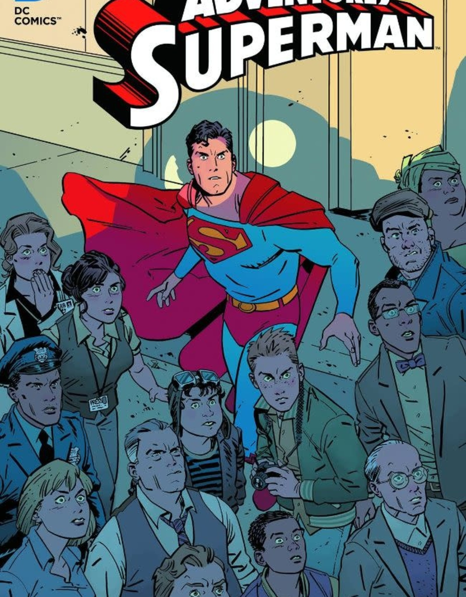 DC Comics Adventures of Superman Vol 03 TP