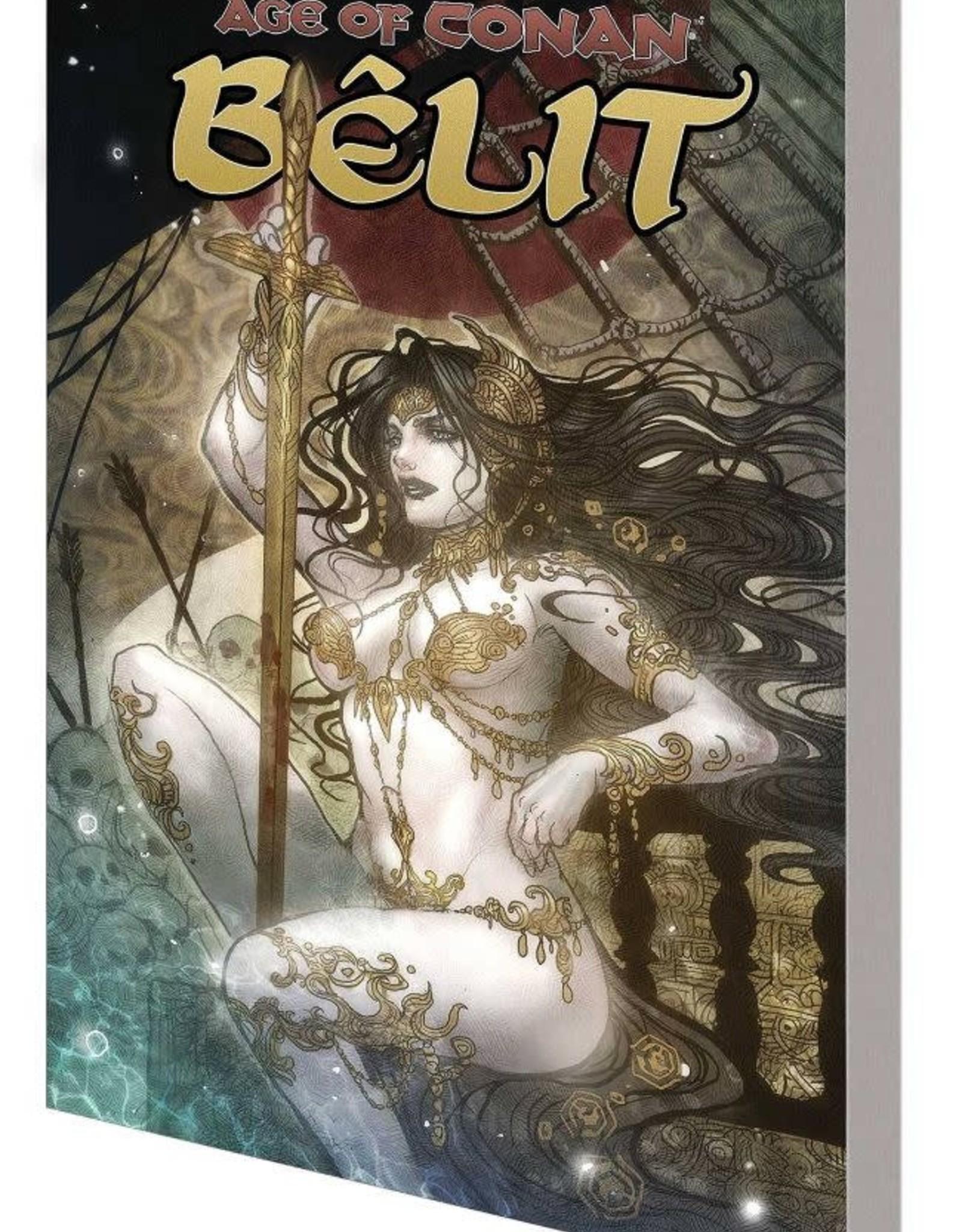 Marvel Comics Age of Conan Belit