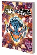 Marvel Comics Age of Ultron vs Marvel Zombies Battleworld