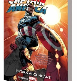 Marvel Comics All-New Captain America Vol 01 Hydra Ascendant