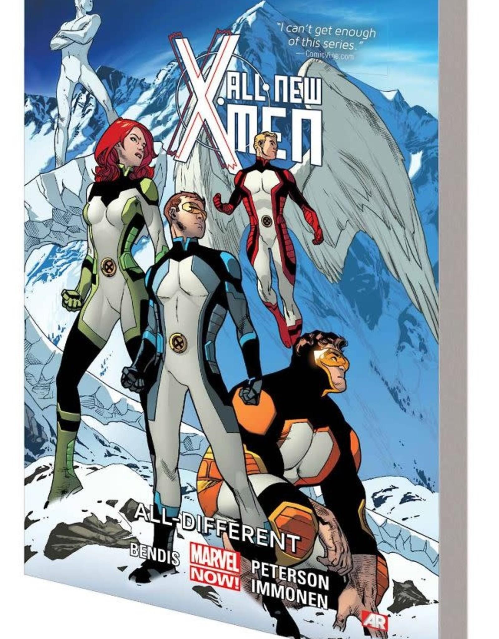 Marvel Comics All-New X-Men Vol 04 All-Different