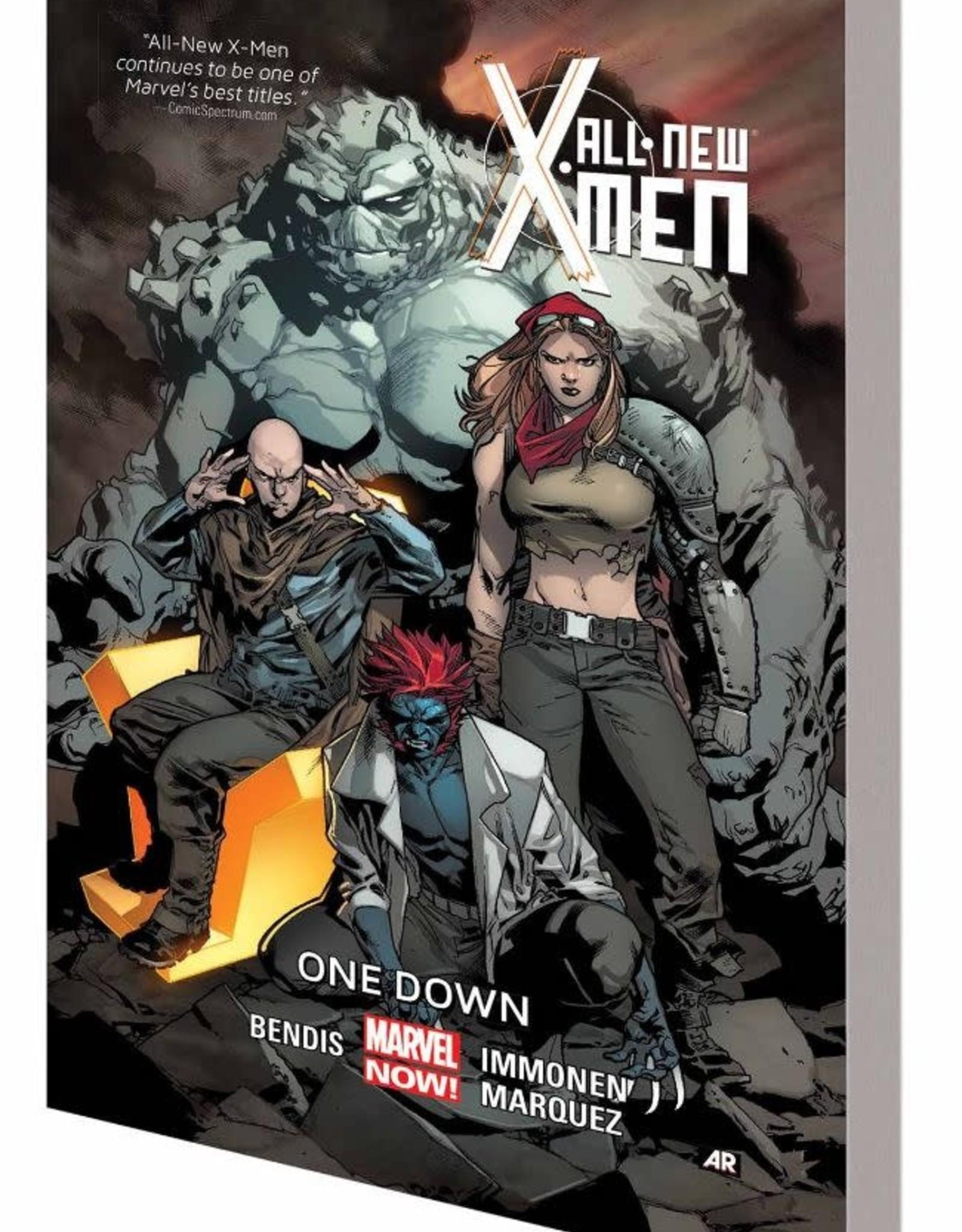 Marvel Comics All-New X-Men Vol 05: One Down TP