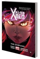 Marvel Comics All-New X-Men Vol 07: The Utopians TP