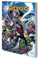 Marvel Comics Amazing Spider-man 2099 Companion TP