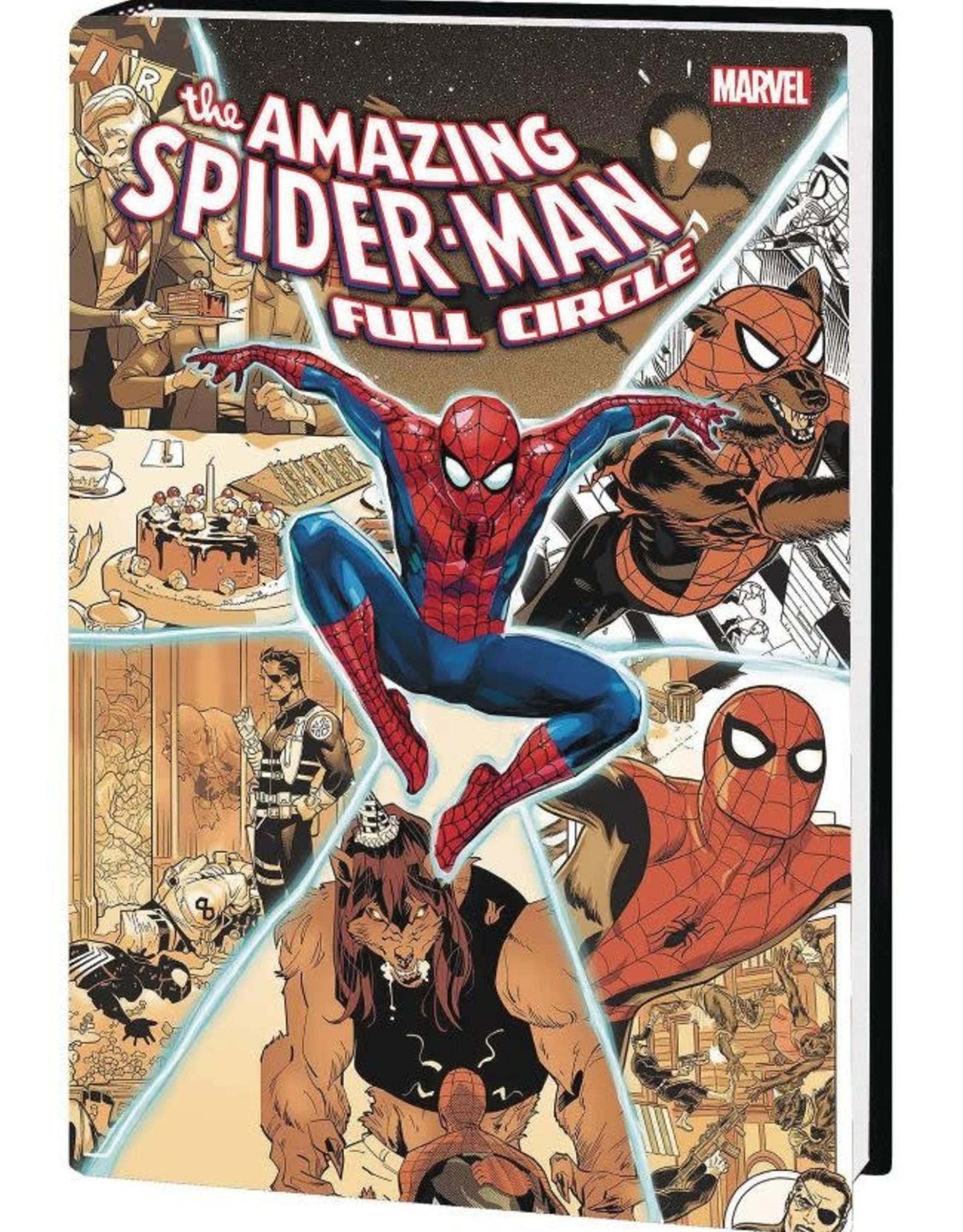 Marvel Comics Amazing Spider-Man Full Circle HC
