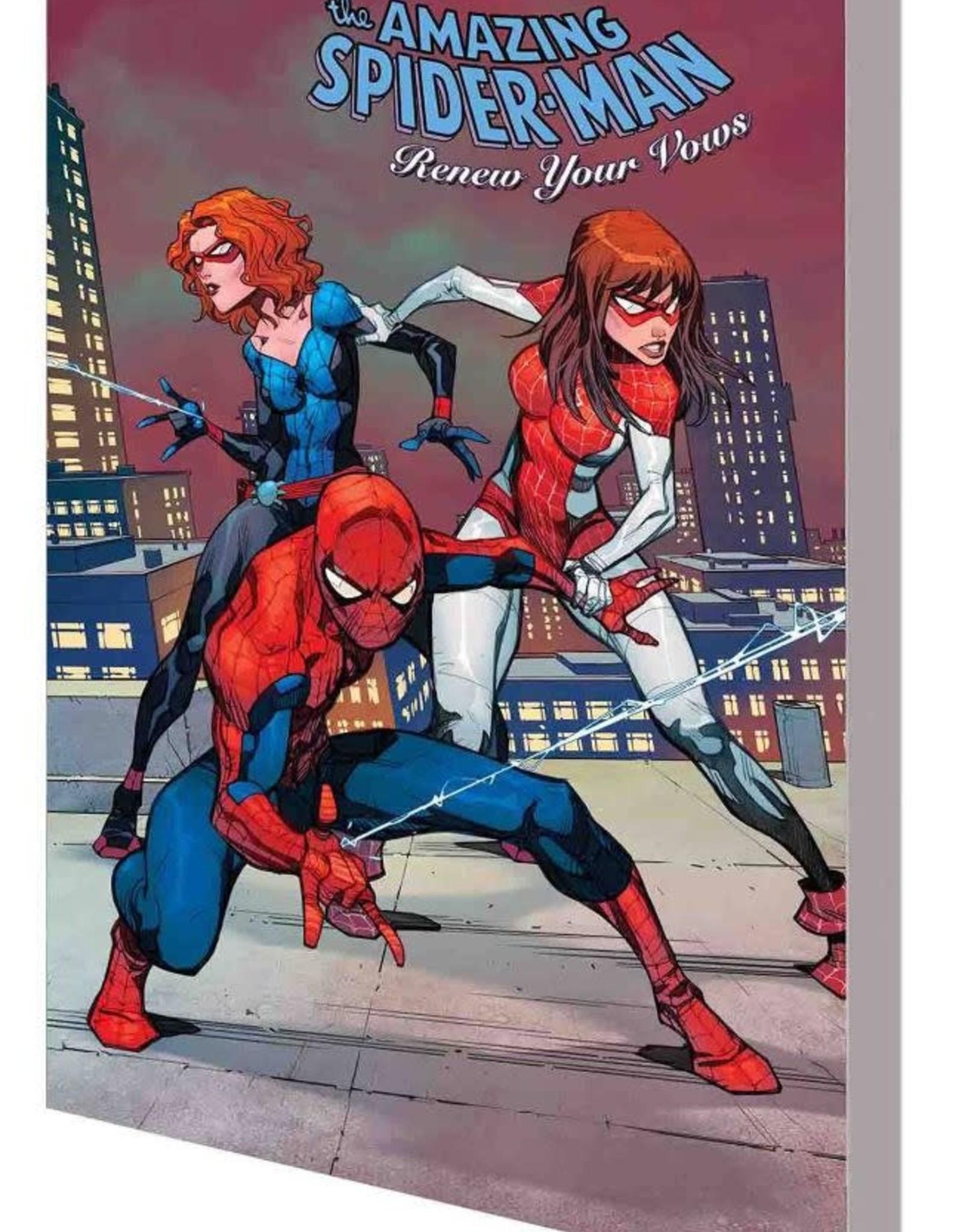 Marvel Comics Amazing Spider-Man: Renew Your Vows Vol 04 TP