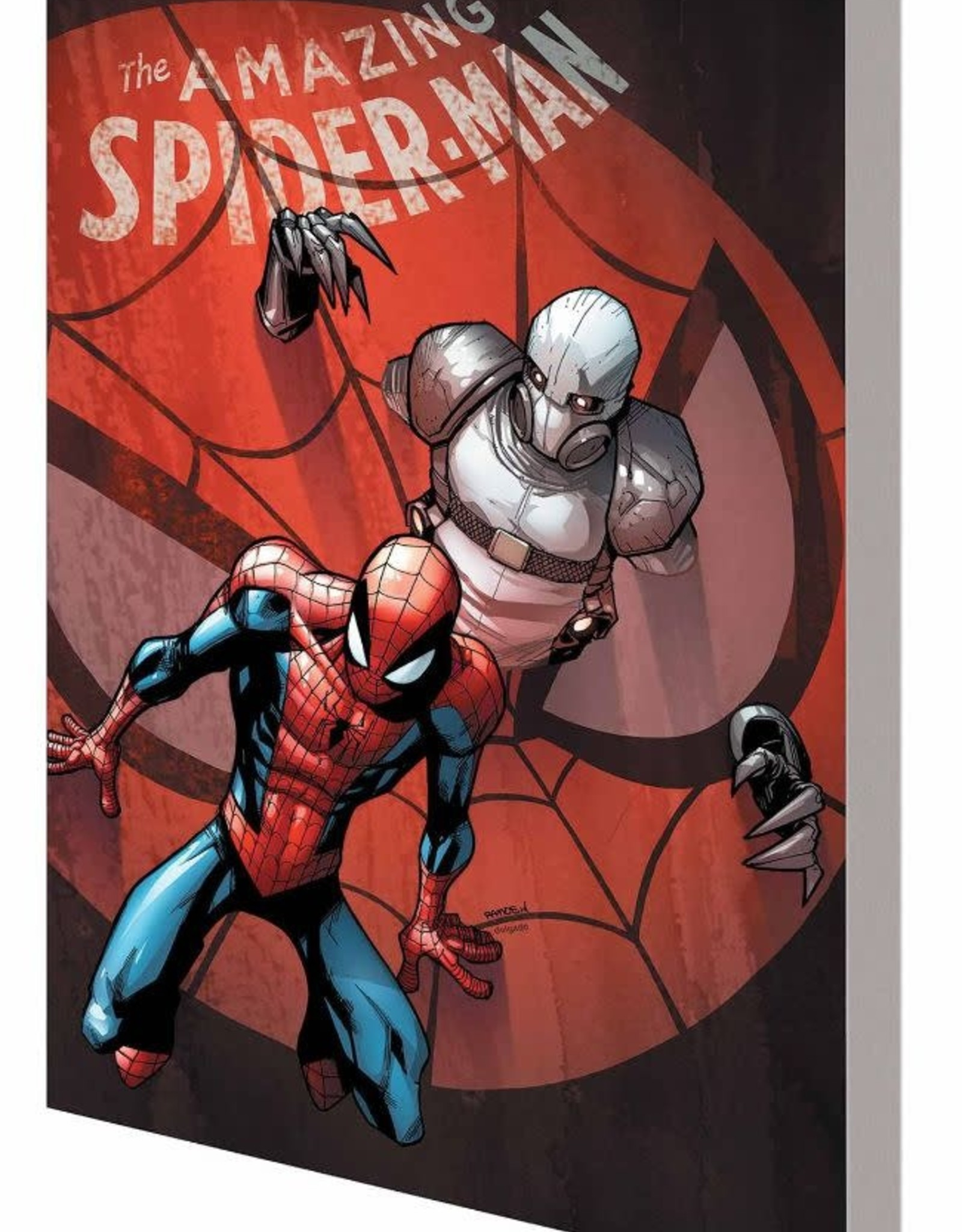 Marvel Comics Amazing Spider-Man Vol 04 Graveyard Shift