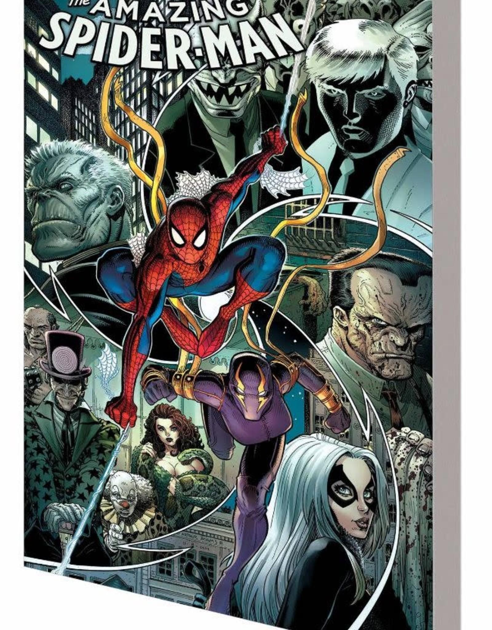 Marvel Comics Amazing Spider-Man Vol 05: Spiral TP