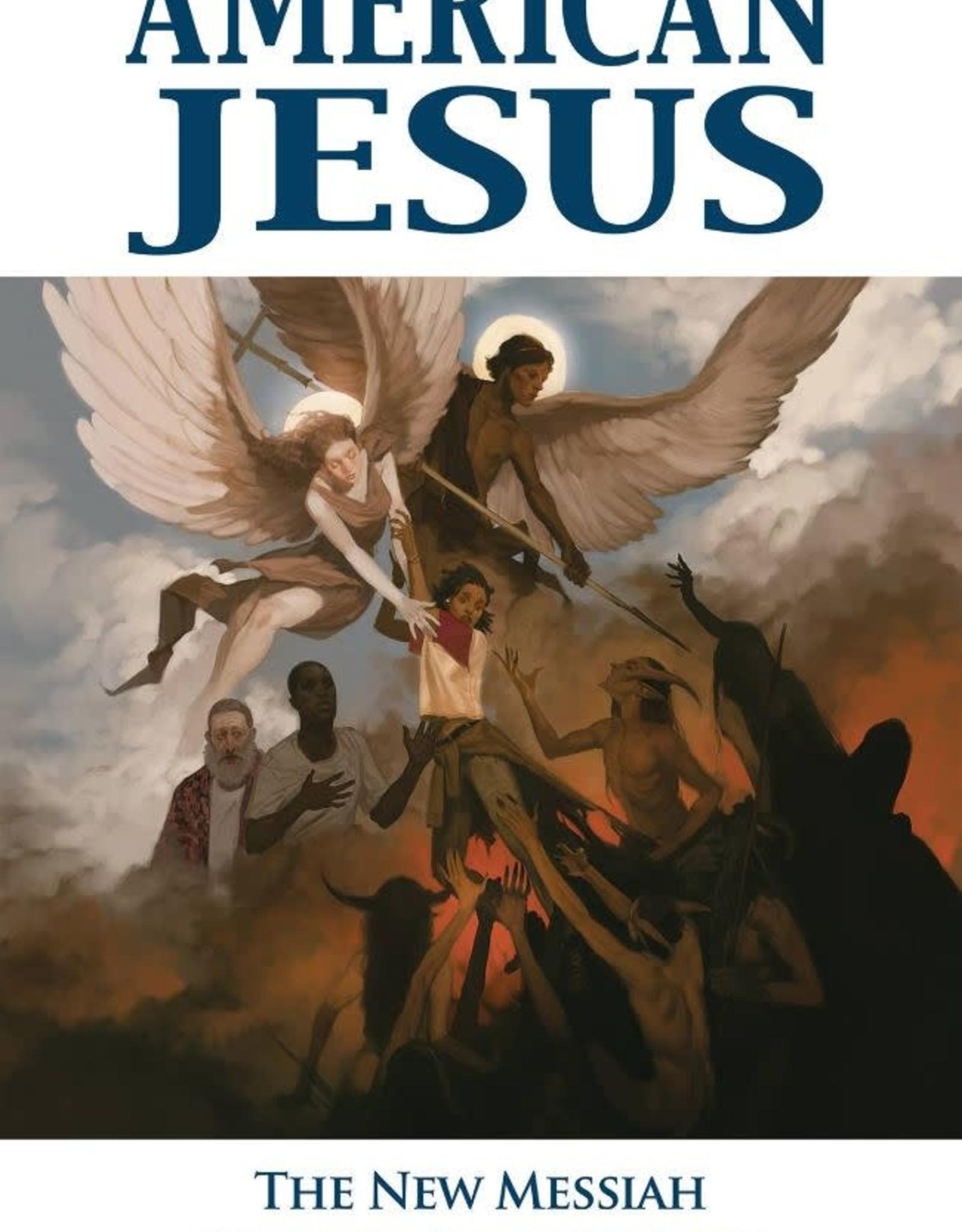 Image Comics American Jesus Vol 02: New Messiah TP