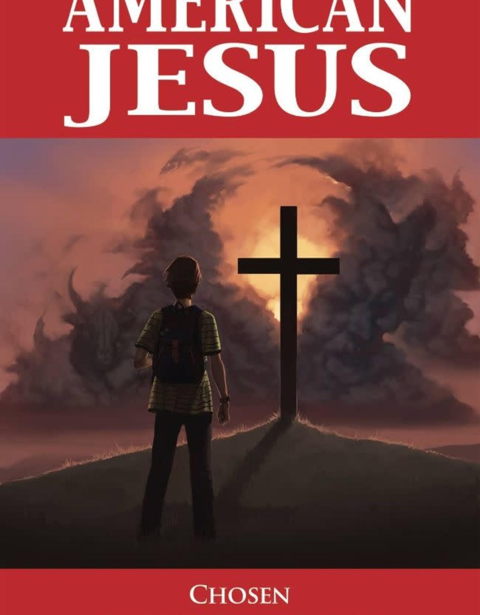 Image Comics American Jesus Vol 01