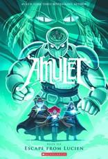 Graphix Amulet Vol 06: Escape From Lucien GN