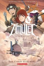Graphix Amulet Vol 03: The Cloud Searches GN