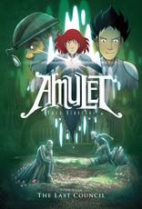 Graphix Amulet Vol 04 The Last Council