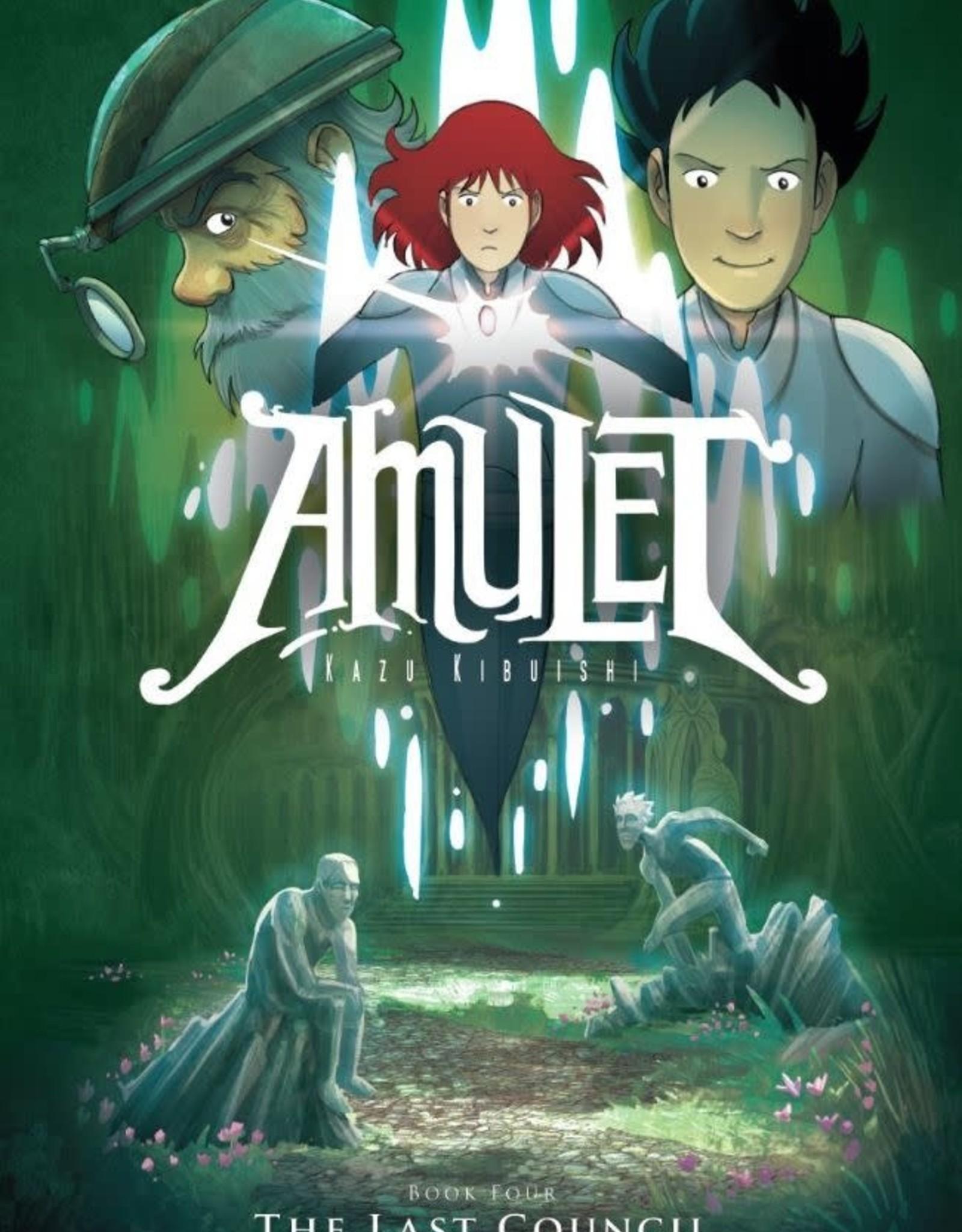Graphix Amulet Vol 04: The Last Council YR GN