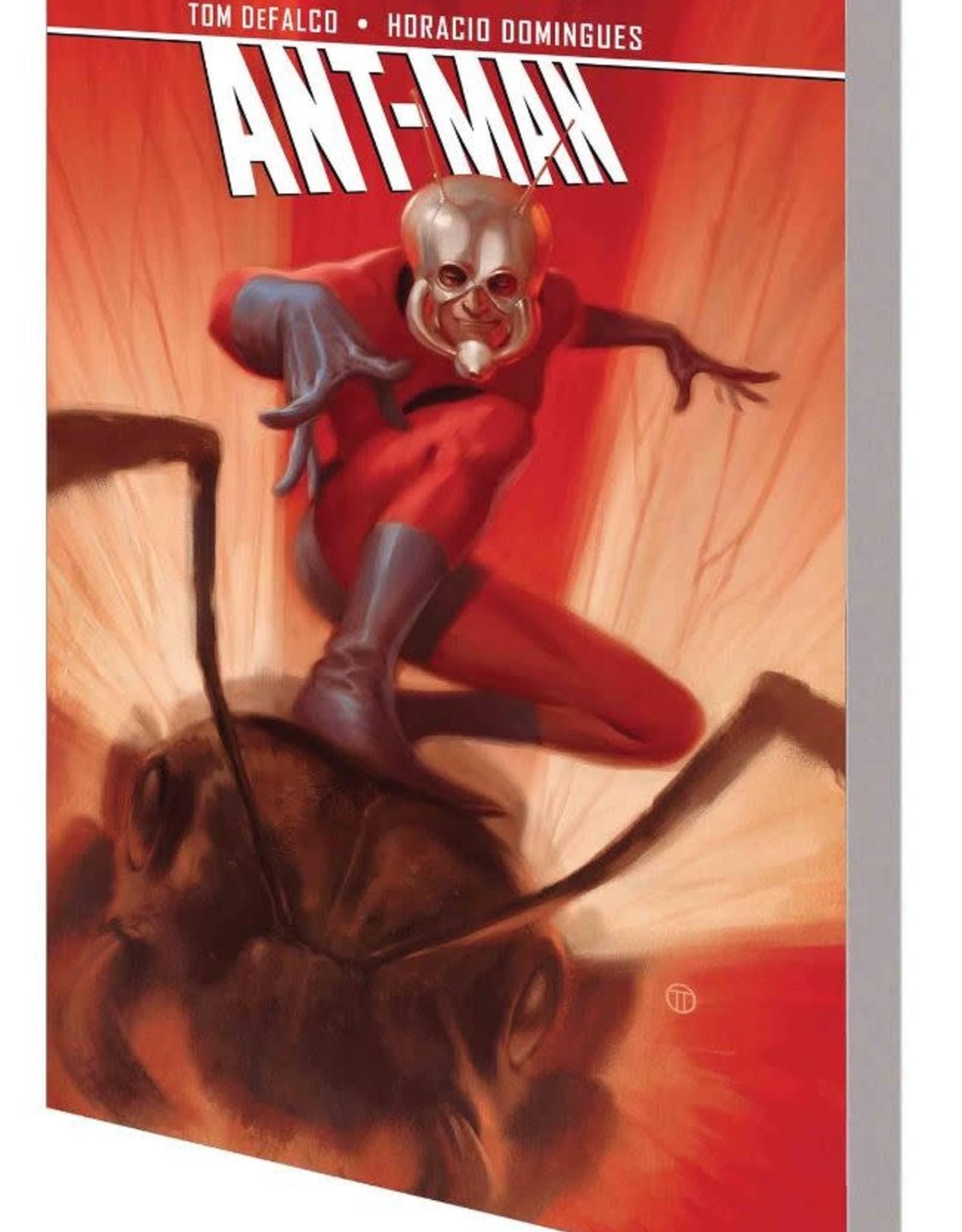 Marvel Comics Ant-Man: Astonishing Origins TP