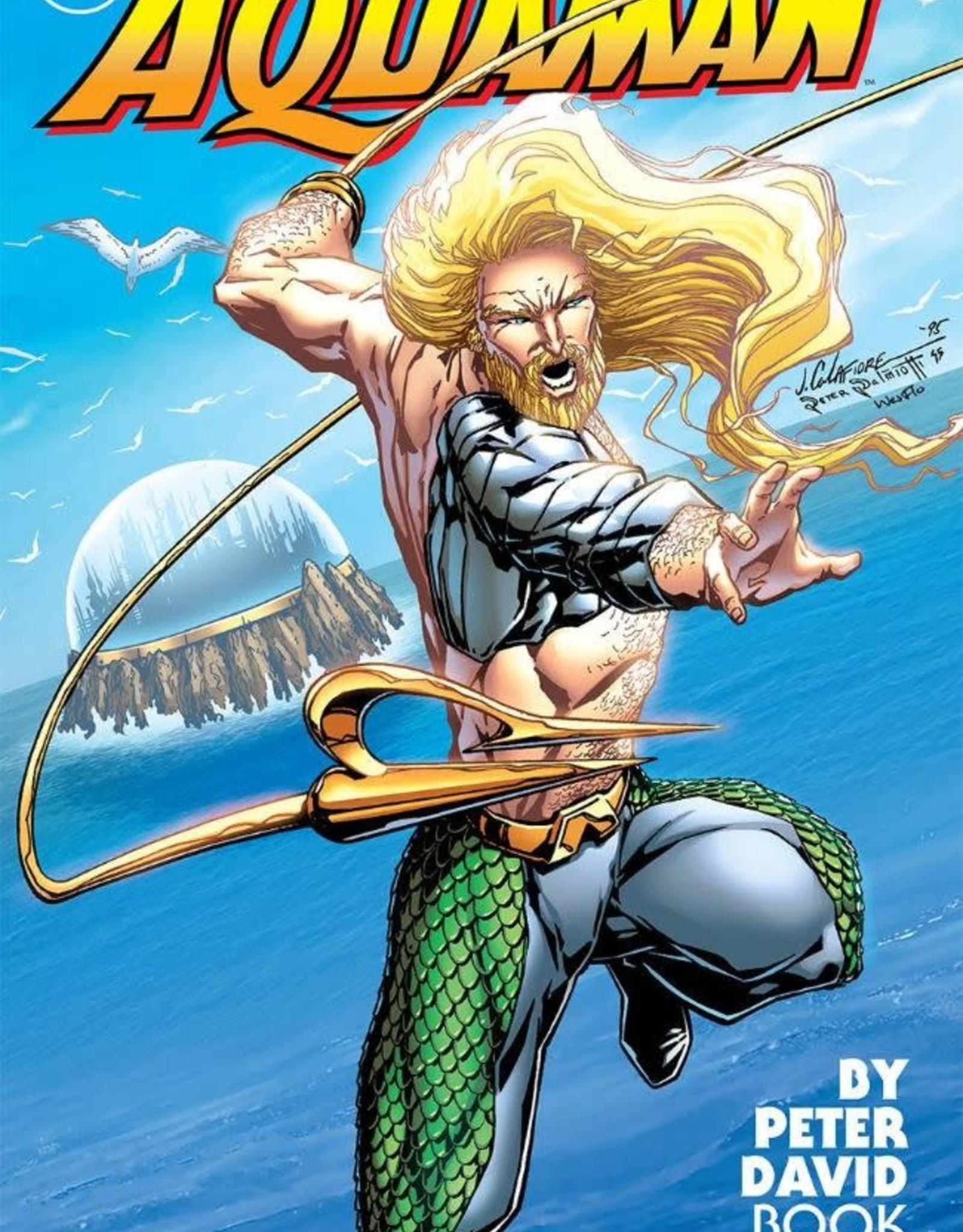 DC Comics Aquaman by Peter David Vol 02 TP