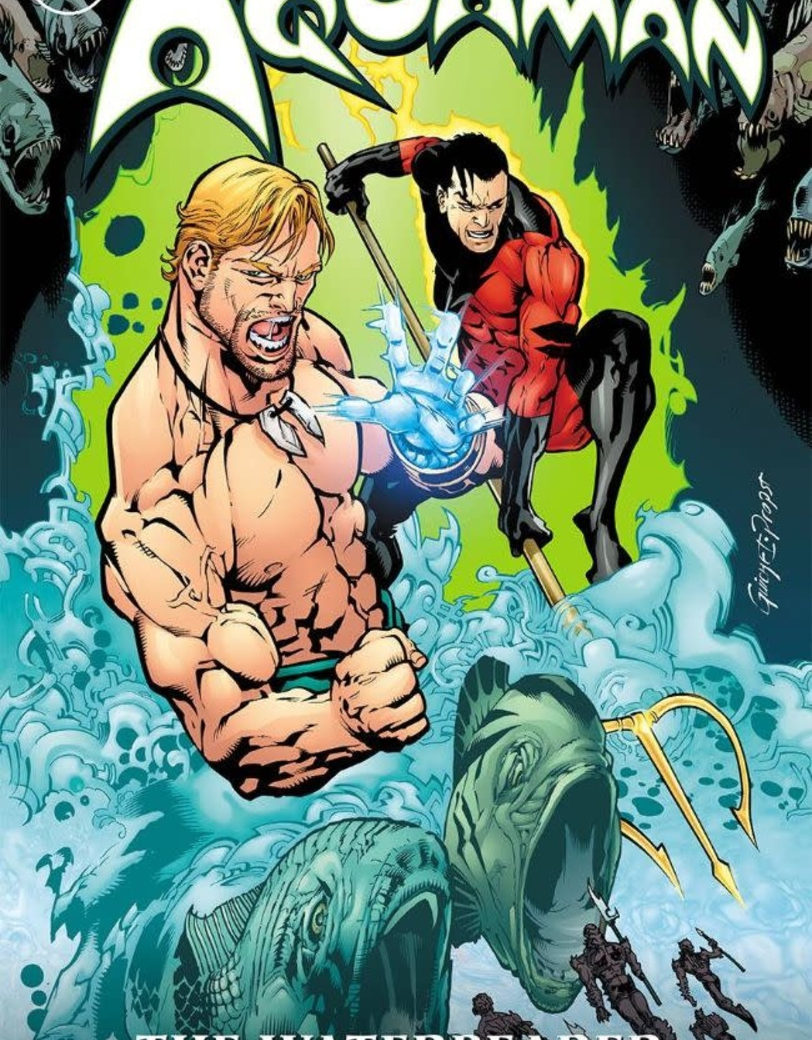 DC Comics Aquaman The Waterbearer