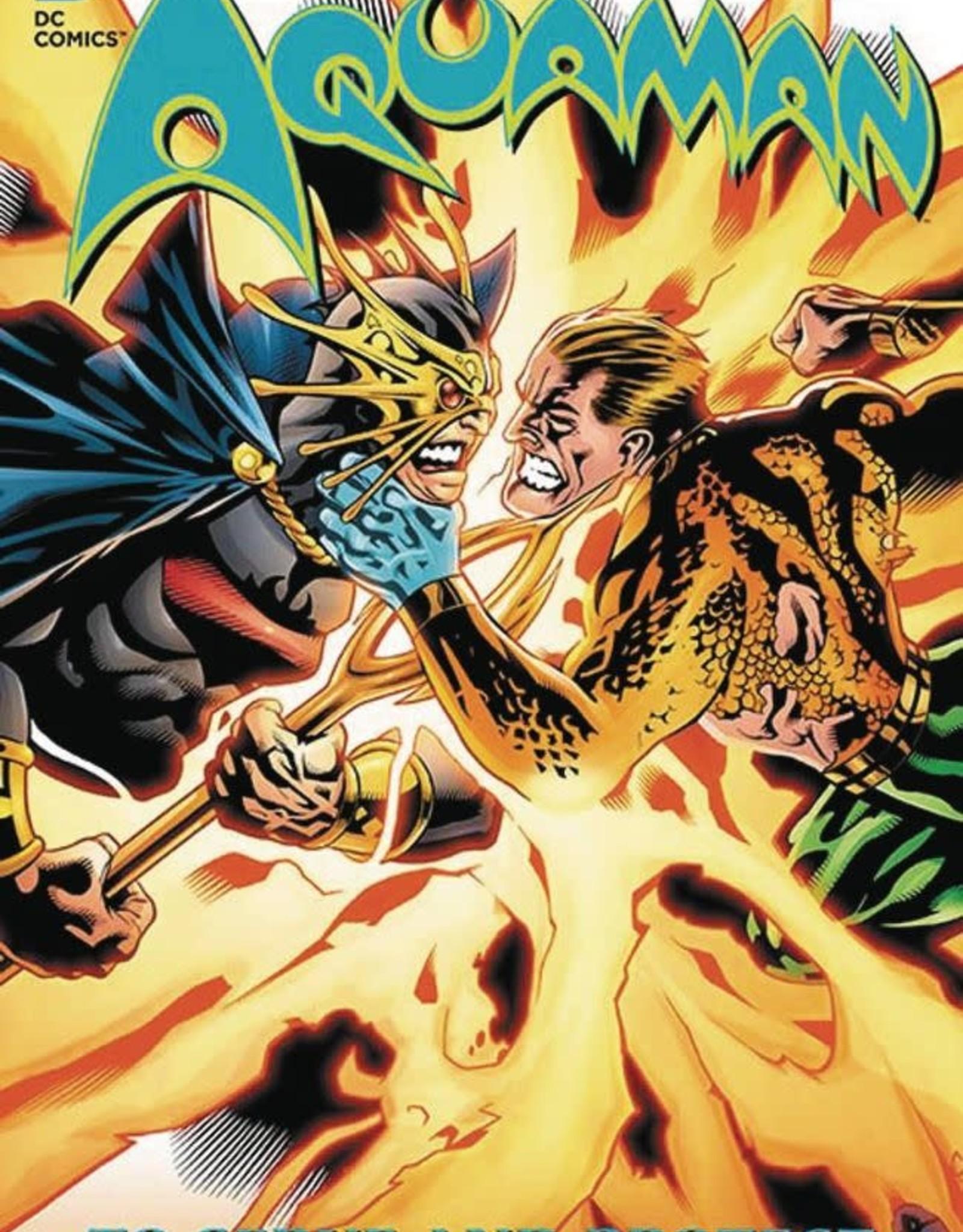 DC Comics Aquaman: To Serve and Protect TP