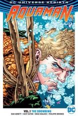 DC Comics Aquaman Vol 01 The Drowning
