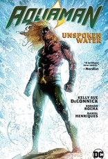 DC Comics Aquaman Vol 01 Unspoken Water HC