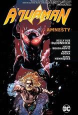 DC Comics Aquaman Vol 02 Amnesty