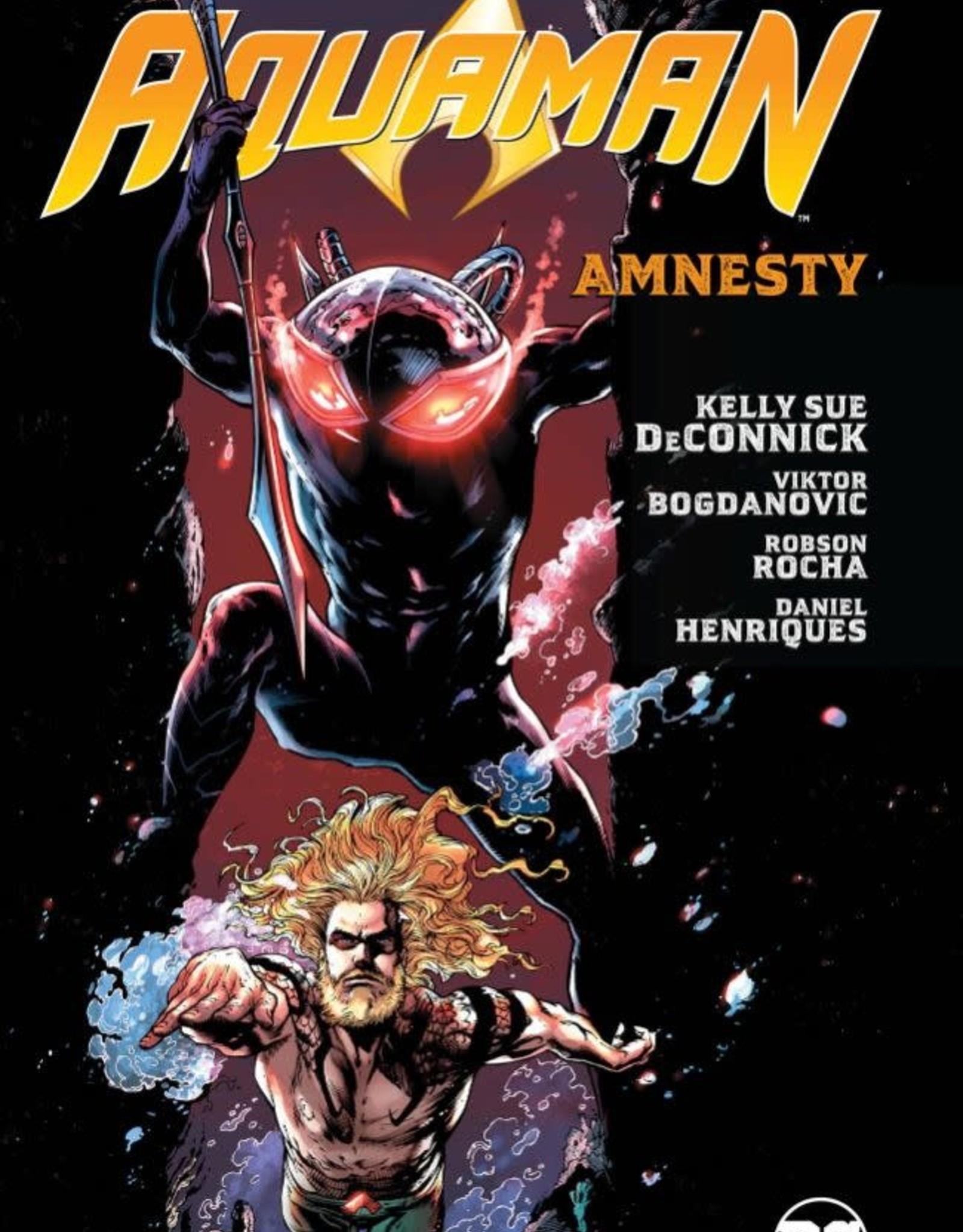DC Comics Aquaman Vol 02: Amnesty TP