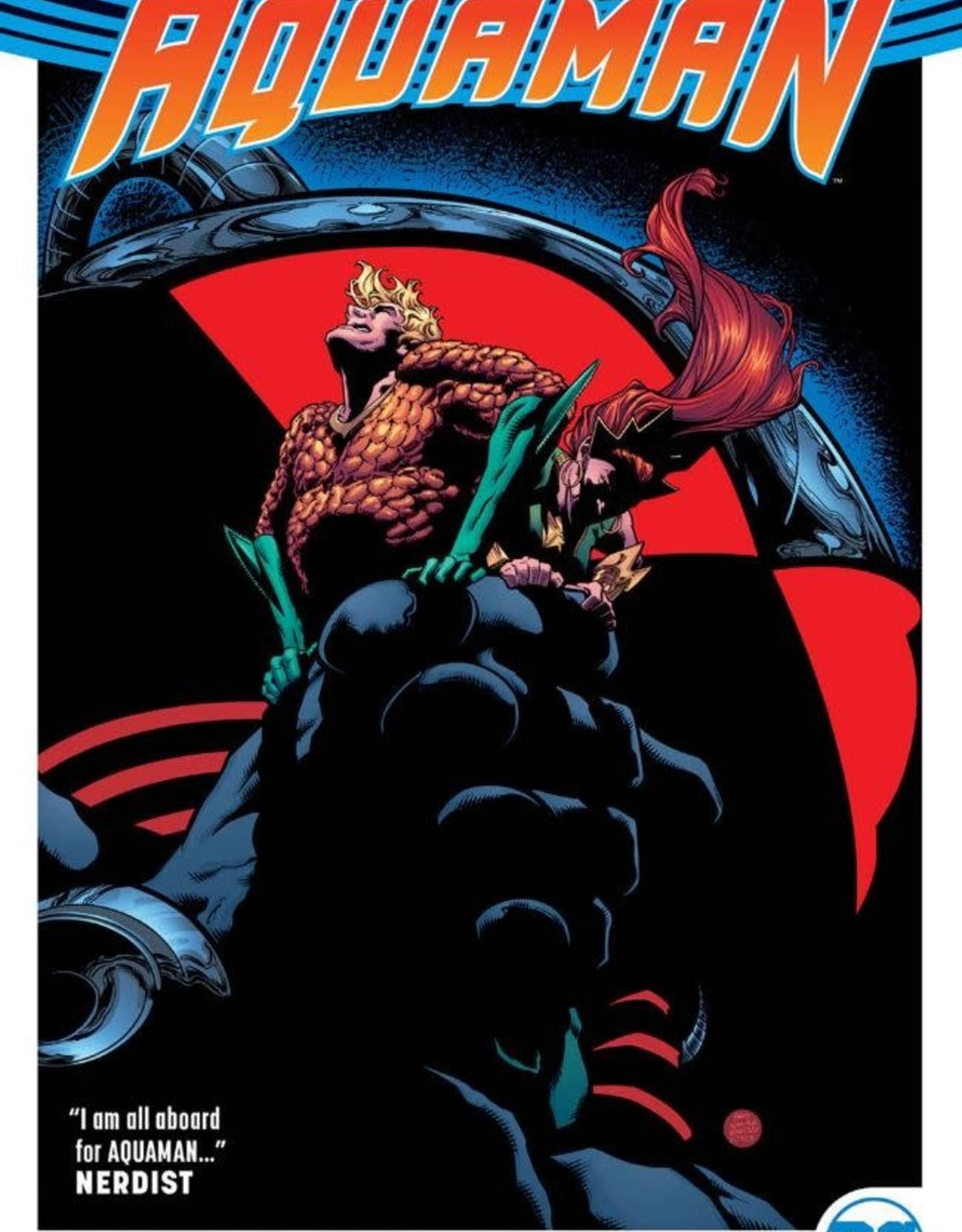 DC Comics Aquaman Vol 02: Black Manta Rising TP