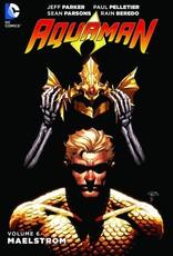 DC Comics Aquaman Vol 06 Malestrom